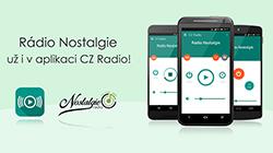 Radio Nostalgie aplikace